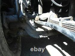 2007/2008 Freightliner Condor COMPLETE Front Axle with Spring Lift GAWR 18000lbs