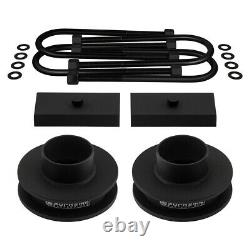 2 Front + 1 Rear Full Lift Kit 3/4th Pin For Ram 2500 3500 2WD Only 4 Axle