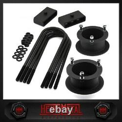 3 Front 1.5 Rear Leveling Lift Kit For 2003-2013 Dodge Ram 2500 3500 3.5 Axle