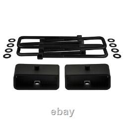3 Front 2 Rear Lift Level Kit For 86-95 Toyota IFS 2WD Pickup Spring Over Axle