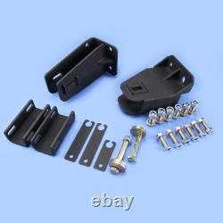 87-96 F250 4WD 4x4 Axle Pivot Drop With Camber For 3.5-4 Leveling Kit