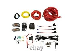 Air Tow Assist Kit withCompressor Tank & Controls For 1999-06 Silverado 1500 Truck