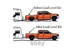 Air Tow Assist Load Level Kit For 2003-13 Dodge Ram 8 Lug PU Already Lifted 4