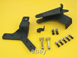 Axle Pivot Drop With Camber For 2-4 Lift Bronco II Ranger 83-97 4x4