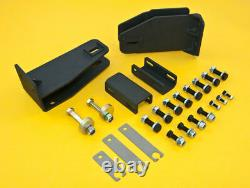Axle Pivot Drop With Camber For 2-4 Lift F250 87-96 4x4