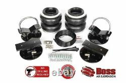 Boss Load Assist Air Bag Suspension Kit for Sprinter Van 2500 with3 inch Axle