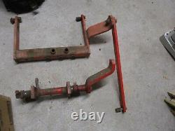 GRAVELY two Rear Tiller, with Lift Hitch, Rear PTO, Axle Bearing Block