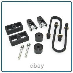 Lift Kit Front 3 Rear 2 F250 F350 11+ 3.5 Axle 4WD With Overload