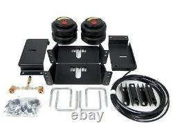 Rear Suspension Air Bag Towing Kit Fits 1994-01 Dodge Ram 1500 1/2 ton over load