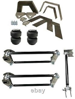 Rear Weld On Universal Kit 8 Frame Notch Parallel 4 Link Air Lift D25 Dominator